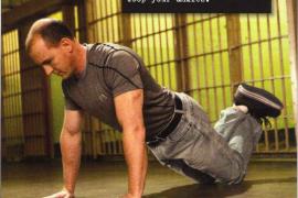 俯卧撑第3式:膝盖俯卧撑